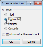 horizontal-arrange-setting